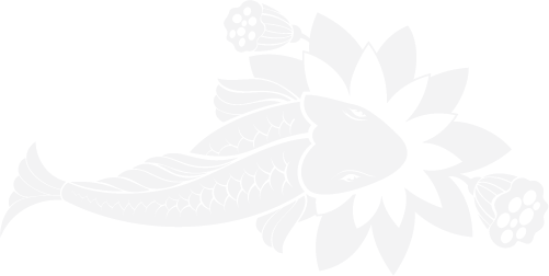 Barb & Lotus - Fish Graphic (5% Grey)-500px